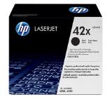 HP 42X Black LaserJet Toner Cartridge