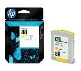 HP 88 Yellow Officejet Ink Cartridge
