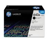 HP 643A Black LaserJet Toner Cartridge