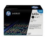 HP 642A Black LaserJet Toner Cartridge