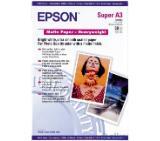 Epson Matte Paper Heavy Weight, DIN A3+, 167g/m2, 50 Blatt