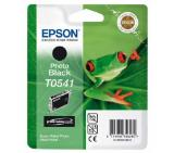 Epson T0541 Photo Black Ink Cartridge - Retail Pack (untagged) for Stylus Photo R800/1800