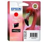 Epson T0877 Red Ink Cartridge - Retail Pack (untagged) for Stylus Photo R1900