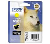 Epson T096 Yellow Cartridge - Retail Pack (untagged) for Epson Stylus Photo R2880