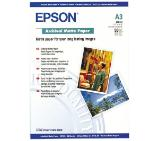 Epson Archival Matte Paper, DIN A3, 192g/m2, 50 Blatt