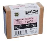 Epson T580 Vivid Light Magenta for Stylus Pro 3880 80ml