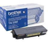 Brother TN-3280 Toner Cartridge High Yield for HL-5340/50/80, DCP-8070/8085, MFC-8370/8380/8880 series