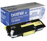 Brother TN-6600 Toner Cartridge High Yield for HL-1030/1230/40/50/70/1430/40/50/70/P2500, MFC-9750/60/9650/60/9850/60/70/80, FAX-8350P/60P/60PLT/8750P
