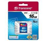 Transcend 16GB SDHC (Class 6)
