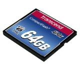 Transcend 64GB CF Card (400X)