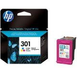 HP 301 Tri-color Ink Cartridge