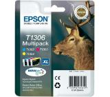 Epson T130 Multi Pack - Retail Pack (untagged)