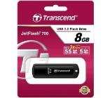 Transcend 8GB JETFLASH 700, USB 3.0