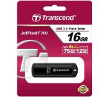 Transcend 16GB JETFLASH 700, USB 3.0