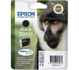 Epson T0891 Black Ink Cartridge - Retail Pack (untagged)