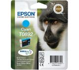 Epson T0892 Cyan Ink Cartridge - Retail Pack (untagged)