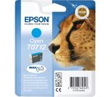 Epson T0712 Cyan Ink Cartridge - Retail Pack (untagged)