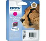 Epson T0713 Magenta Ink Cartridge - Retail Pack (untagged)