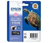 Epson T1576 Vivid Light Magenta for Epson Stylus Photo R3000