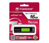 Transcend 16GB JETFLASH 760 (Green), USB 3.0