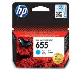 HP 655 Cyan Ink Cartridge