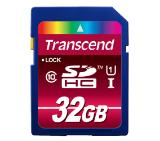 Transcend 32GB SDHC UHS-I Ultimate (Class10)