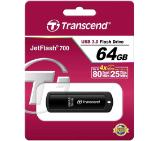 Transcend 64GB JETFLASH 700, USB 3.0