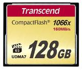Transcend 128GB CF Card (1000x)