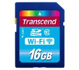 Transcend 16GB Wi-Fi SDHC Card (Class 10)