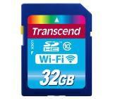 Transcend 32GB Wi-Fi SDHC Card (Class 10)