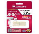 Transcend 32GB JETFLASH 820, USB 3.0, Gold