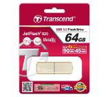 Transcend 64GB JETFLASH 820, USB 3.0, Gold