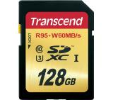 Transcend 128GB SDXC UHS-I U3 Card