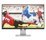 "Dell S2415H, 23.8"" Wide LED, IPS Panel, 6 ms, 8000000:1 DCR, 250 cd/m2, 1920x1080 FullHD, HDMI, Speakers, Black&Silver"