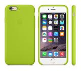 Apple iPhone 6 Silicone Case Green