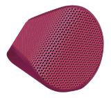 Logitech X300 Mobile Wireless Stereo Speaker - Red