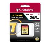 Transcend 256GB SDXC UHS-I U3 Card