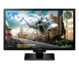 "LG 24GM77-B, 24"" TN, AG, 1ms (Motion 240 on), 5ms on/off, 1000:1, 5000000:1 DFC, 350cd/m2, Full HD 1920x1080, 144Hz, D-Sub, DVI, HDMI, DisplayPort, USB 3.0, Game mode, Tilt, Headphone Out, Black"