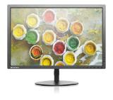 """Lenovo Thinkvision T2454p 24"""" Wide, 7ms, 300cd, 1000:1, 1920x1200, VGA, DP, HDMI, Tilt, Swivel, Lift, Pivot, USB 3.0 Hub"""
