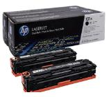 HP 131X 2-pack High Yield Black Original LaserJet Toner Cartridges
