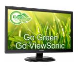 "Viewsonic VA2465SH 24"" 16:9 (23.6""), 1920x1080 SuperClear MVA LED, 5ms, 250 nits, VGA and HDMI, H 178 / V 178"