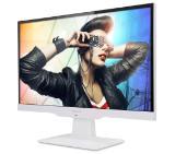 "Viewsonic VX2363SMHL 23"" 16:9 1920x1080 Flicker Free SuperClear IPS LED, 2ms, 250 nits, VGA, HDMI, MHL / HDMI, speakers, H178 / V178, black colour bezel"