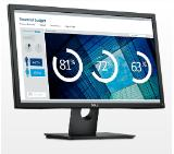 "Dell E2416H, 24"" Wide LED Anti-Glare, TN Panel, 5ms, 1000:1, 250 cd/m2, 1920x1080 Full HD, VGA, Display Port, Tilt, Black"