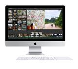 """Apple iMac 27"""" QC i5 3.3GHz Retina 5K/8GB/2TB Fusion Drive/AMD R9 M395 2GB/BUL KB"""