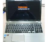 "Toshiba Satellite P50-B-11L, Core i7-4720HQ (up to 3.6GHz), 8GB, 1TB, 15.6"" FullHD, AMD Radeon R9 M265X 2GB DDR5, HD Webcam, BT 4.0, USB 3.0, 802.11ac, Windows 8.1, Silver, 2 yr - Second Hand"