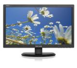 "Lenovo ThinkVision E2224, 21.5"" Wide, 8ms, 250 cd/m2, 3000:1, 1920x1080, VGA, DVI-D, Tilt"