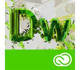 Adobe Dreamweaver CC 1 user 1 year