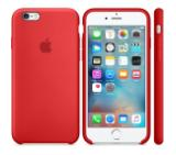 Apple iPhone 6s Silicone Case - (PRODUCT)RED