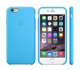 Apple iPhone 6s Silicone Case - Blue