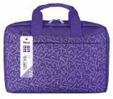 "TRUST Bari Carry Bag for 13.3"" laptops - purple hearts"